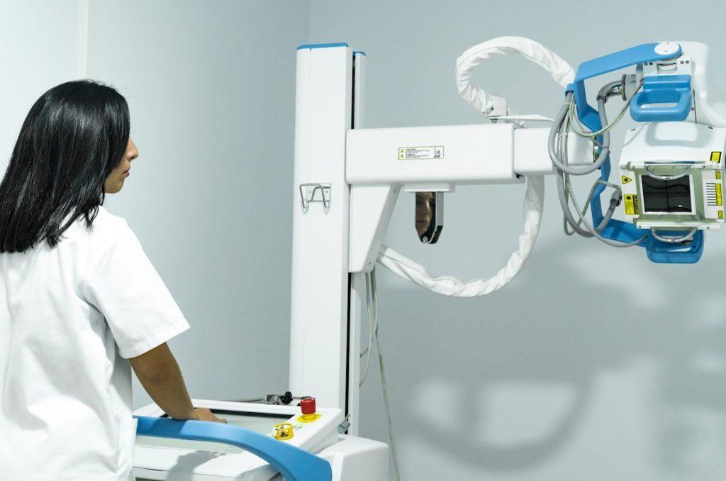 Unidad de radiología y pruebas diagnósticas