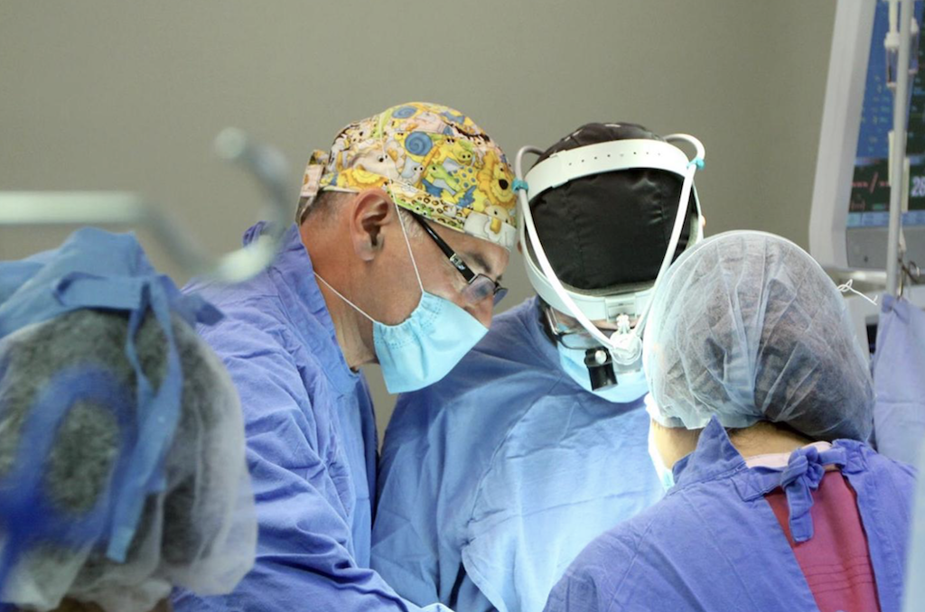 Quirófano y cirugía menor ambulatoria