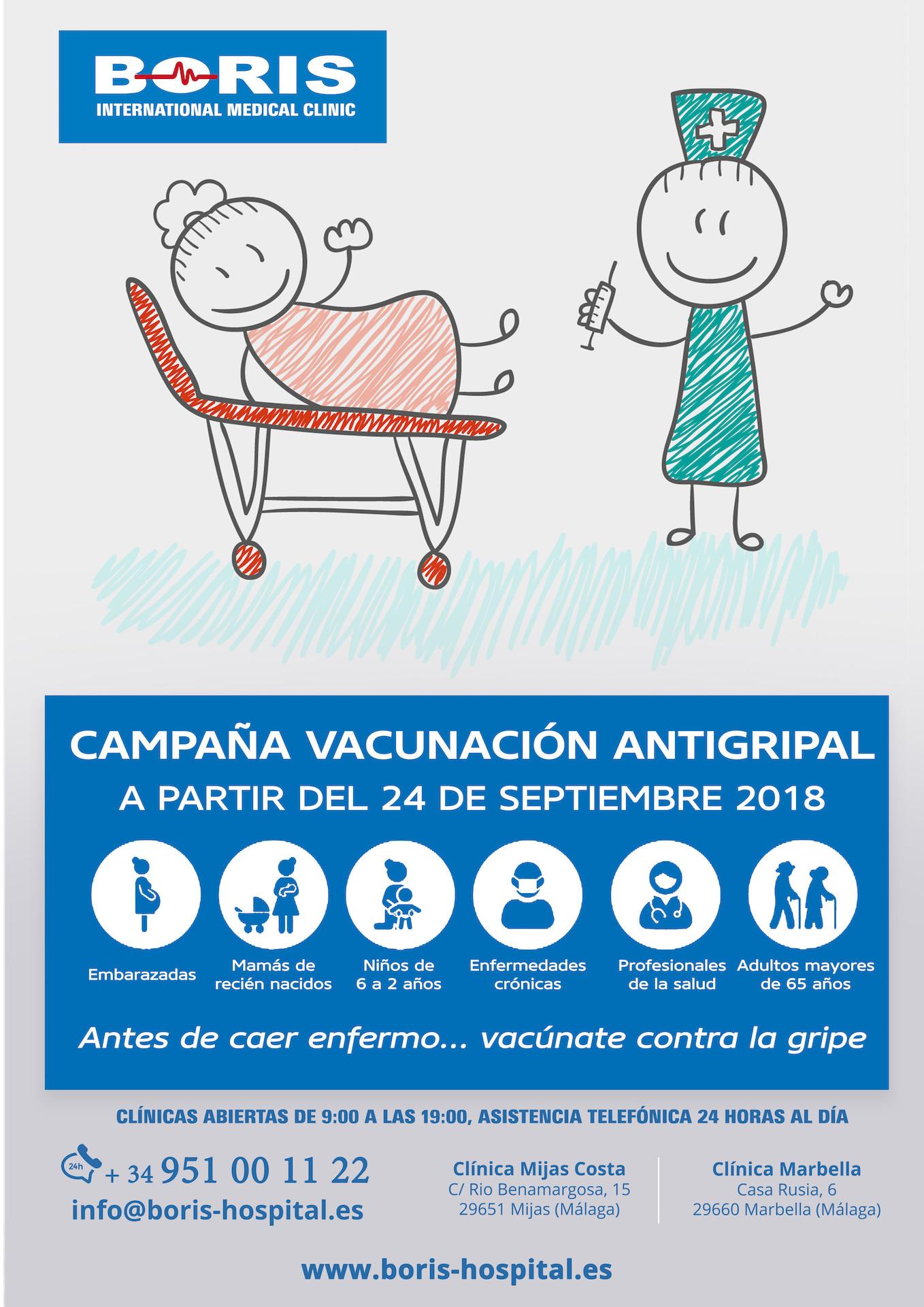Campaña gripe 2018 español